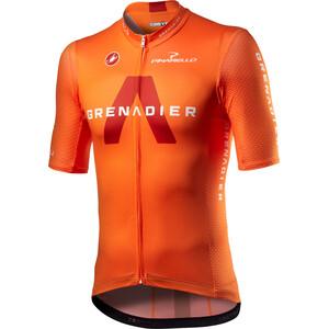 Castelli Team Ineos Grenadier Competizione IG Trikot Herren orange orange