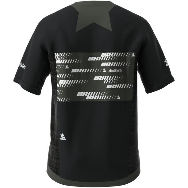 Zimtstern TechZonez SS Shirt Men, noir