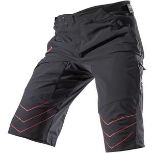 Zimtstern Bulletz Shorts Men, noir noir