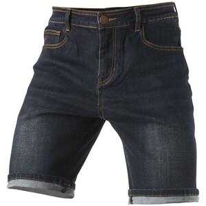 Zimtstern Bikerz Jeansshorts Herr blå blå