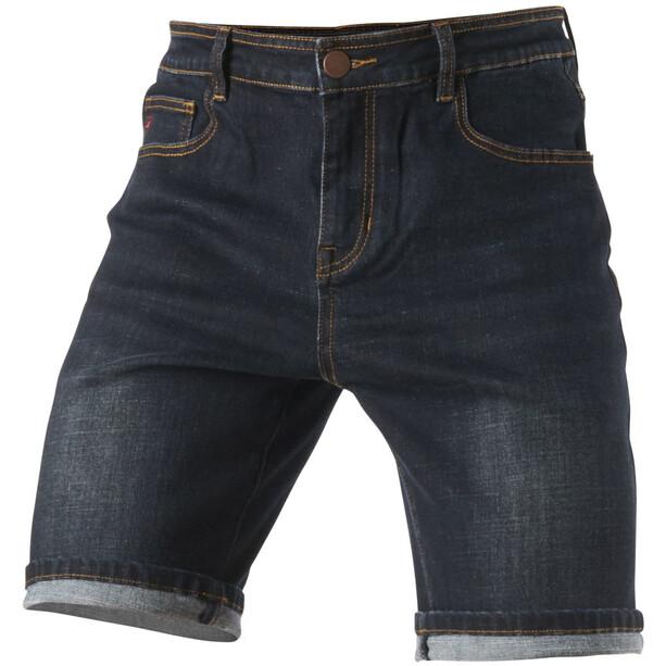 Zimtstern Bikerz Denim Shorts Men, bleu