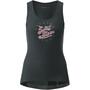 Zimtstern PureFlowz Shirt Tank Women, noir