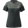 Zimtstern Bulletz Kurzarmshirt Damen pirate black/gun metal