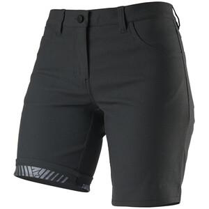 Zimtstern Pedalz Pantalones cortos Chino Mujer, negro negro