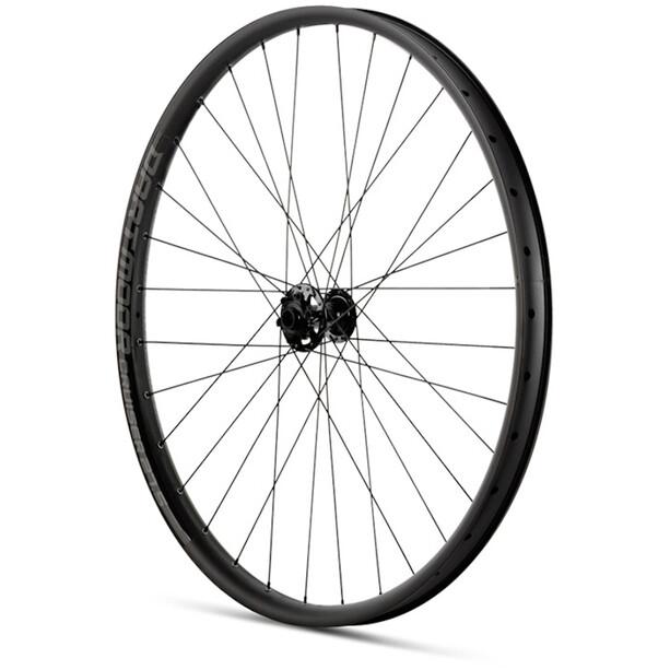 """DARTMOOR Cruiser Front Wheel 27.5""""/27.5""""+ Boost 110x15mm TLR, noir"""