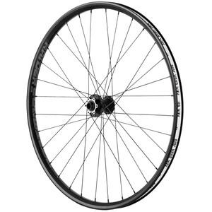 """DARTMOOR Raider Front Wheel 27.5"""" Boost 110x15mm, noir noir"""