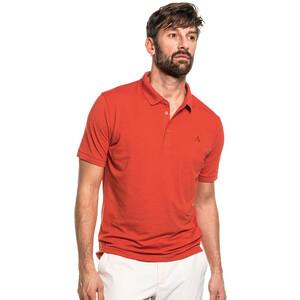Schöffel Brisbane Poloshirt Herren chilli chilli