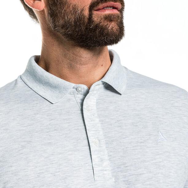 Schöffel Brisbane Poloshirt Herren grau
