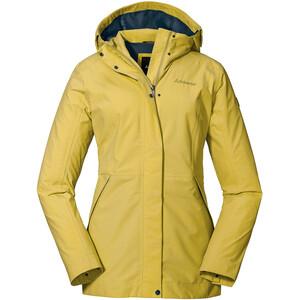 Schöffel Eastleigh Jacke Damen gelb gelb