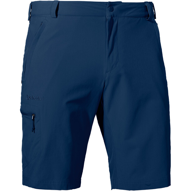 Schöffel Folkstone Shorts Herren blau