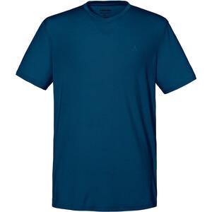 Schöffel Hochwanner T-Shirt Herren blau blau