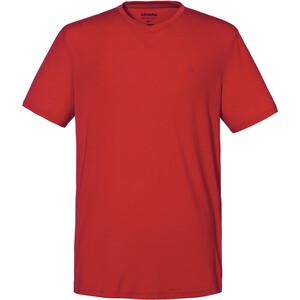 Schöffel Hochwanner T-Shirt Herren rot rot
