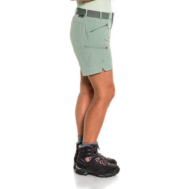 Schöffel Kampenwand Shorts Damen grün
