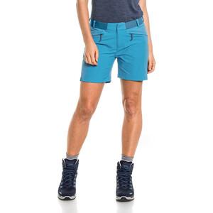 Schöffel Kampenwand Shorts Damen vivid blue vivid blue