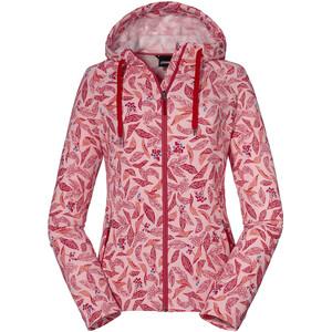 Schöffel Maidstone Fleece Hoodie Damen rot rot