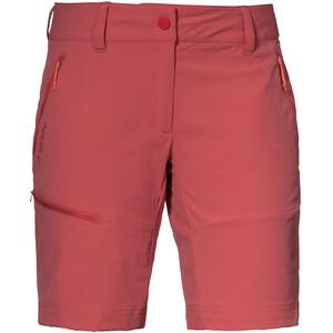 Schöffel Toblach2 Shorts Damen rot rot