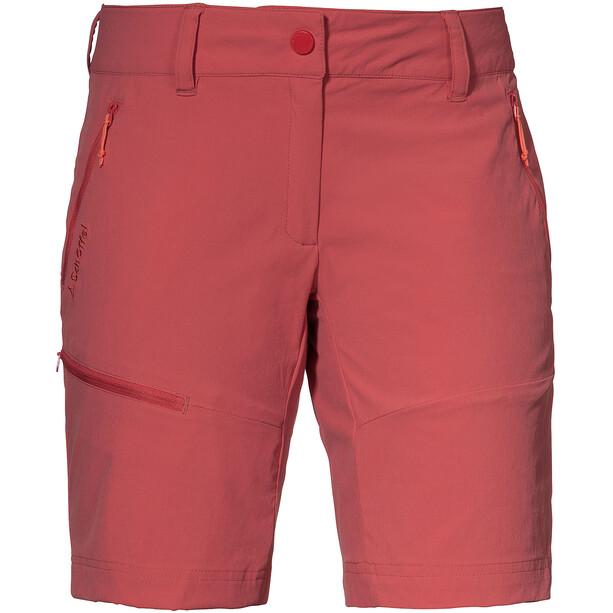 Schöffel Toblach2 Shorts Damen rot