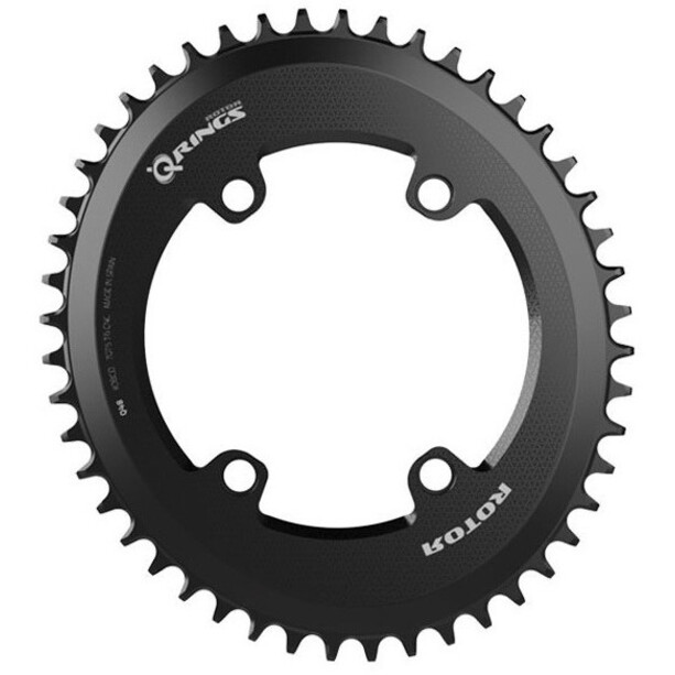 Rotor Q-Ring Oval Chainring Aero 110mm 4-Arm BCD