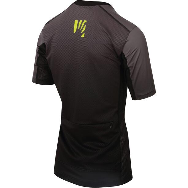 Karpos Verve Short Sleeve Shirt Men svart/grå