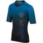 Karpos Verve Short Sleeve Shirt Men blå/svart