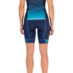 Karpos Verve Evo Shorts Damen insignia blue/bluebird insignia blue/bluebird