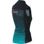 Karpos Verve Evo Sleeveless Shirt Women svart/blå