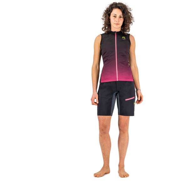 Karpos Verve Evo Sleeveless Shirt Women violett/svart