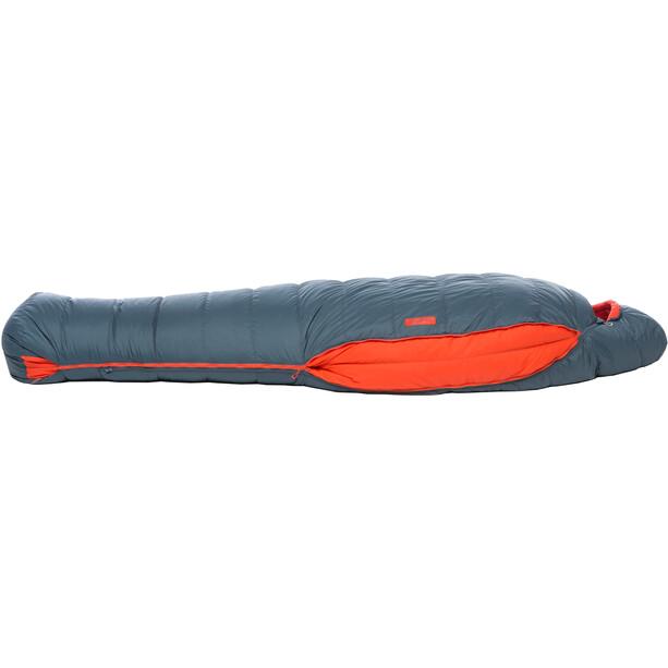 Big Agnes Torchlight UL 30 (850 Downtek) Sleeping Bag Long orange/gray