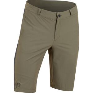 PEARL iZUMi Journey Shorts Hombre, Oliva/gris Oliva/gris
