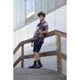 PEARL iZUMi Summit Kurzarmshirt Damen lila/weiß