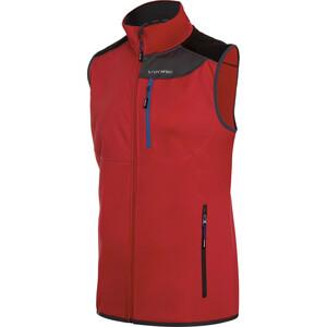 Viking Europe Alpine Vest Heren, rood rood