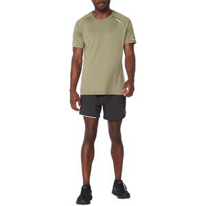 2XU Aero Kurzarmshirt Herren grün grün