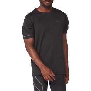 2XU Light Speed Tech SS Shirt Men, noir noir