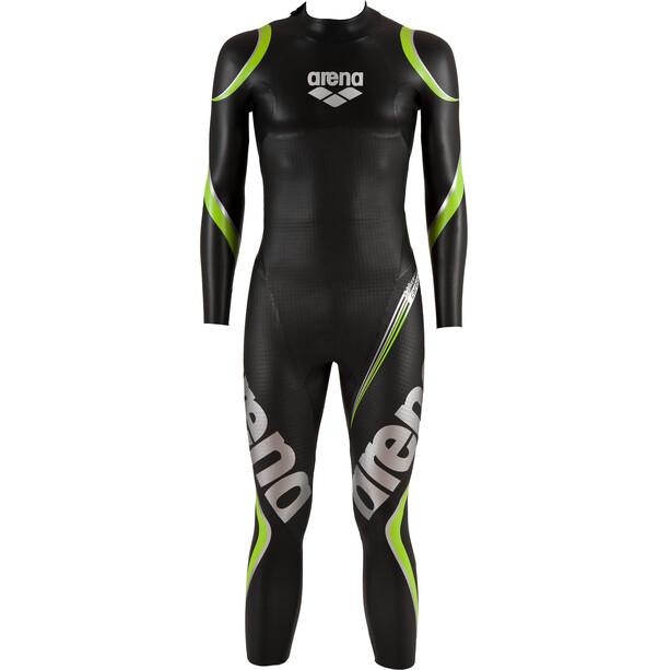 arena Carbon Tri Wetsuit Men black