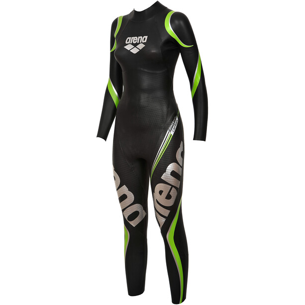arena Carbon Tri Wetsuit Damen black
