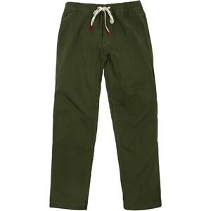 Topo Designs Dirt Pants Men, olive olive