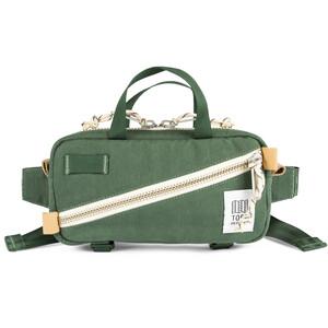 Topo Designs Mini Quick Pack, verde verde