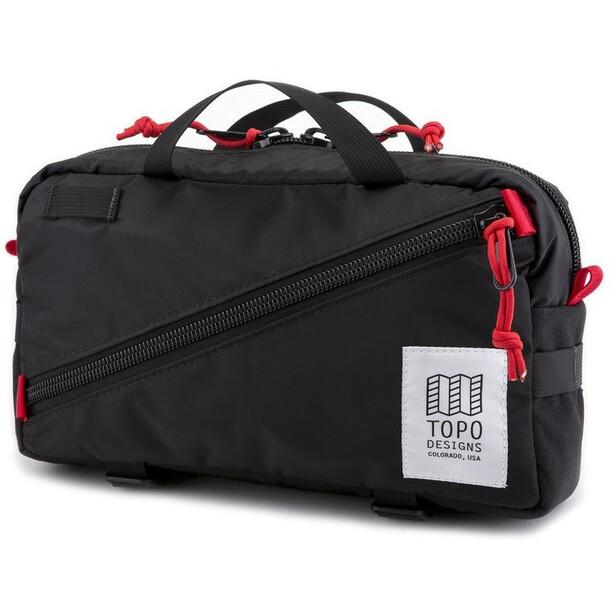 Topo Designs Quick Pack schwarz