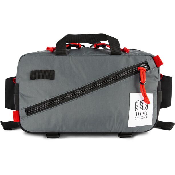 Topo Designs Quick Pack grau