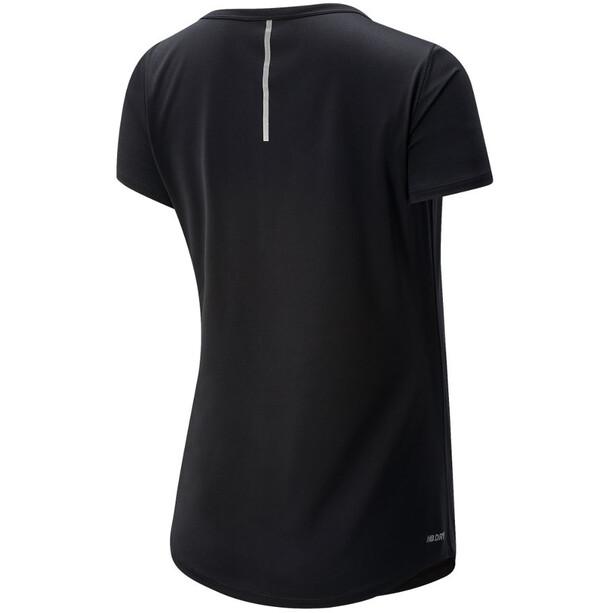 New Balance Accelerate Kurzarmshirt Damen black