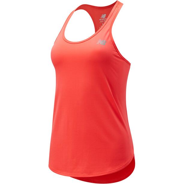 New Balance Accelerate Tank Women orange