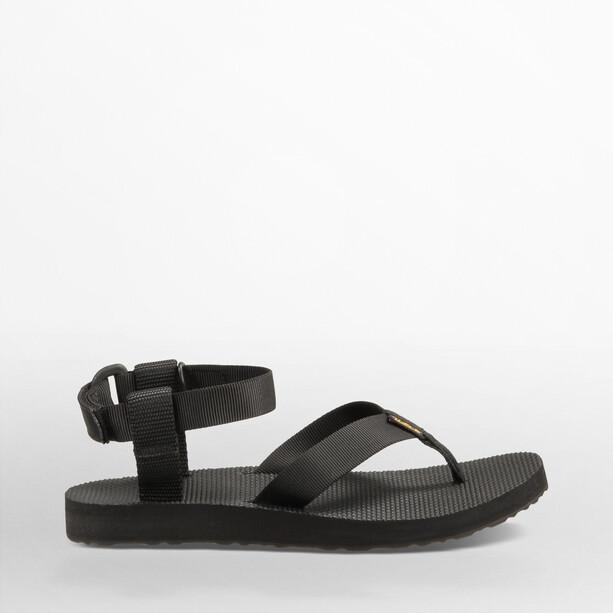 Teva Original Sandalen Damen schwarz