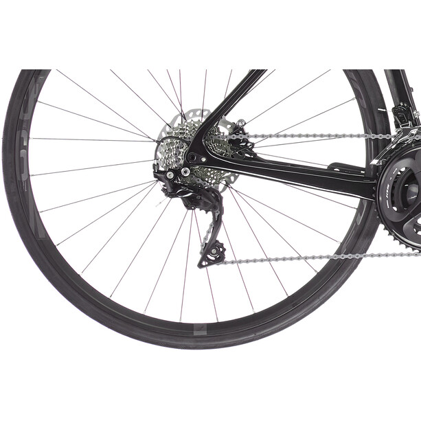 Bianchi Infinito XE Disc 105 black/celeste graphite full glossy