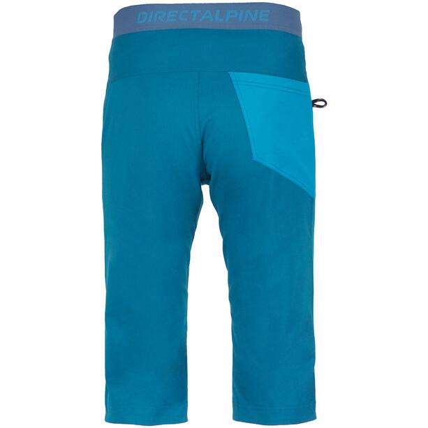 Directalpine Campus 3/4 Pants Men, petrol/ocean