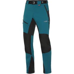 Directalpine Patrol Tech 1.0 Pants Men, blauw/zwart blauw/zwart