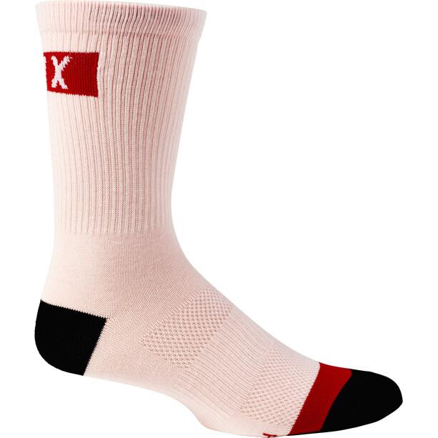 "Fox 6"" Flexair Merino Socks Women, rose"