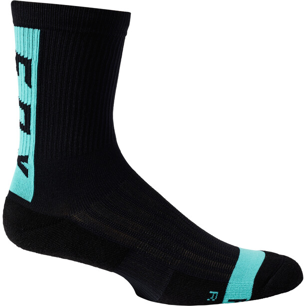 "Fox 6"" Ranger Cushion Socken Herren schwarz"