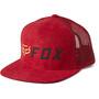 Fox Apex Snapback Kappe Herren rot/schwarz