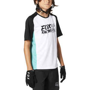 Fox Defend SS Jersey Youth blå blå