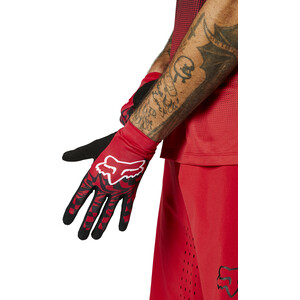 Fox Flexair Foxhead Handschuhe Herren rot rot